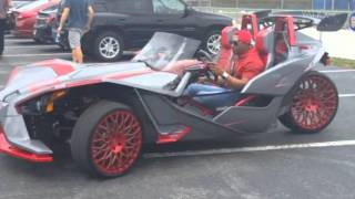 Three days of spring training, three crazy cars for Mets outfielder Yoenis Cespedes. http://finance.yahoo.com/