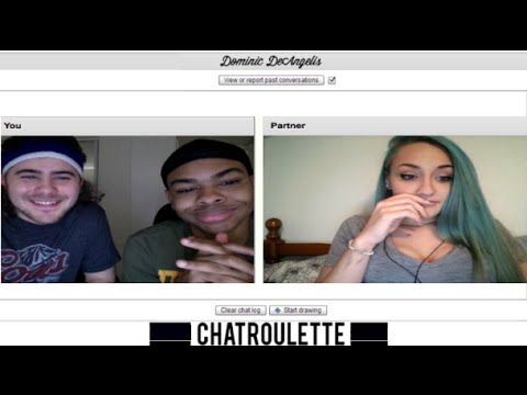 Chat Roulette - Thumbs up for more of dangmattsmith and I! Check out Matt's video over on his channel - https://www.youtube.com/watch?v=Y6KcxnJgtuE (make sure to sub him) on YouNow ...