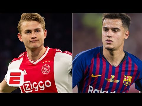 De Ligt And Coutinho Headline Steve Nicol's Transfer Wish List For Liverpool | Espn Fc