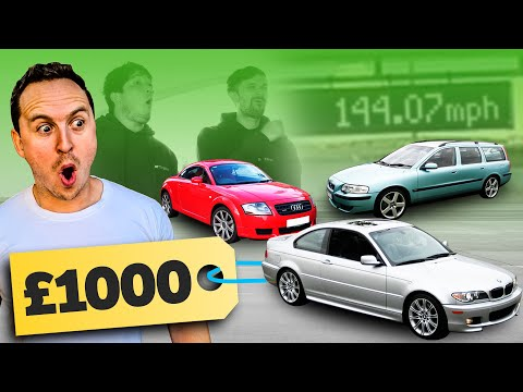 Can We Buy A 150mph Car For £1000?