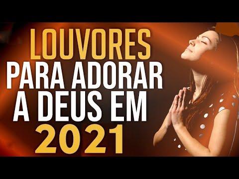 Louvores e Adoração 2021 As Melhores Músicas Gospel Mais Tocadas 2021 top hinos 2021 gospel