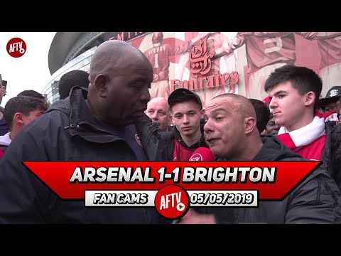 Arsenal 1-1 Brighton | The Players Are Uncoachable & Emery Isn't Good Enough Either!! (Sonny Rant)