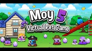 Video Moy 5 -  Virtual Pet Game MP3, 3GP, MP4, WEBM, AVI, FLV Desember 2017
