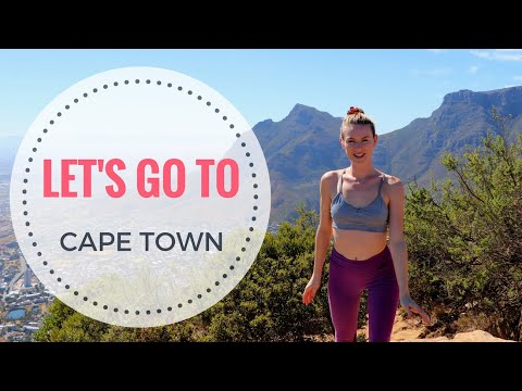 Travelling with an Emirates Girl | Crew Vlog in Cape Town
