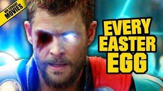 Video THOR: RAGNAROK - Unknown Easter Eggs, Cameos & Post Credits MP3, 3GP, MP4, WEBM, AVI, FLV Januari 2018