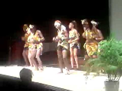 African  Dance by Copland Students