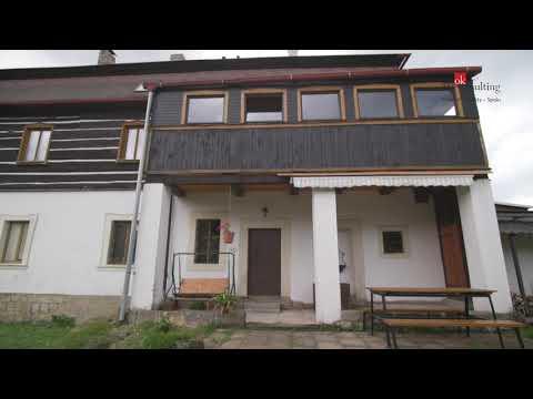 Video Prodej, domy/rodinný, 306 m2, Nábřežní, Arnultovice, Nový Bor, Česká Lípa [ID 25603]