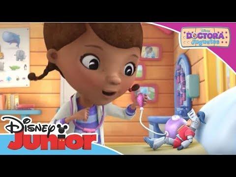La Doctora Juguetes: Te toca un chequeo  | Momentos Disney Junior - Canal Oficial