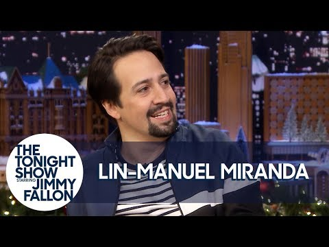 "Lin-Manuel Miranda and Jimmy Reveal the Text Convo that Led to ""Two Goats in a Boat"""