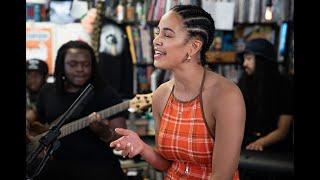 Jorja Smith: NPR Music Tiny Desk Concert