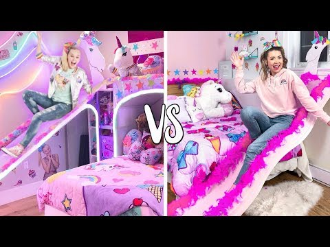 I TURNED MY ROOM INTO JOJO SIWA'S ROOM!! JoJo Siwa Room Makeover!!!