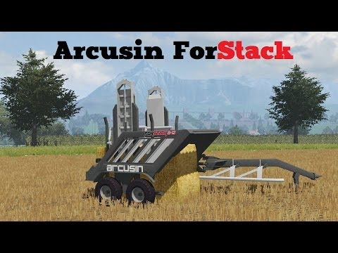 Arcusin ForStack 8 12 v2.0 MR Pack