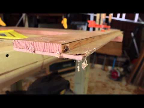 Dresser Build featuring Rockler's Dovetail Jig by Hosey's Workshop