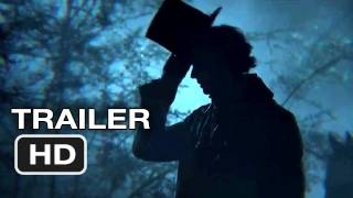 Nonton Abraham Lincoln Vampire Hunter Official Trailer  1    2012  Hd Movie Film Subtitle Indonesia Streaming Movie Download