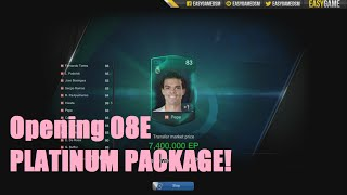 FIFA Online 3 - Opening 08E Platinum Package!, fifa online 3, fo3, video fifa online 3