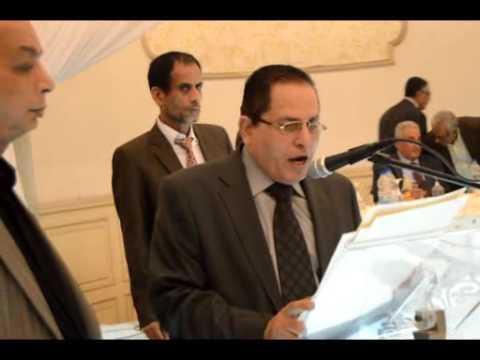 بالفيديو :يحيى التوني يرحب بكافة المحامين الحضور بحفل افطار شمال القاهرة