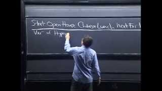 Lecture 22: Transformations And Convolutions | Statistics 110