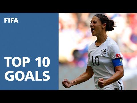 TOP 10 GOALS: FIFA Women's World Cup Canada 2015 [OFFICIAL]