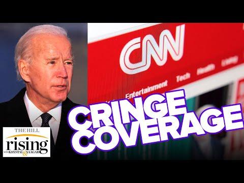Krystal and Saagar: CNN, Media Puts North Korean TV To SHAME With Fawning Biden Coverage