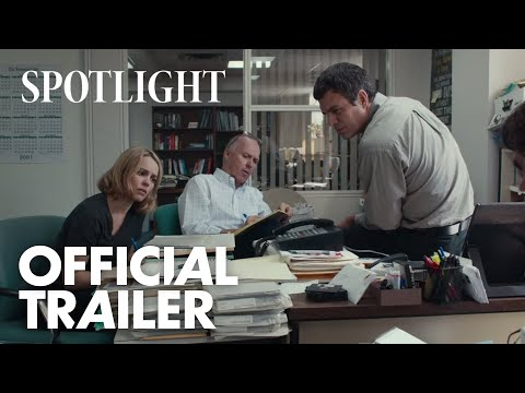 Spotlight (Trailer)