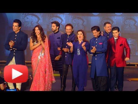 Abhishek Bachchan - Share on Facebook : http://goo.gl/dUAG1P Tweet now : http://goo.gl/Z02QDR Shah Rukh Khan,Deepika Padukone,Abhishek Bachchan,Sonu Sood,Boman Irani,Vivaan Shah...