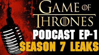 ▬▬▬▬ Video Description ▬▬▬▬ It begins: Preston Jacobs and I sit down and finally tackle the leaked info on Season 7 of Game of Thrones. Are they good? are th...
