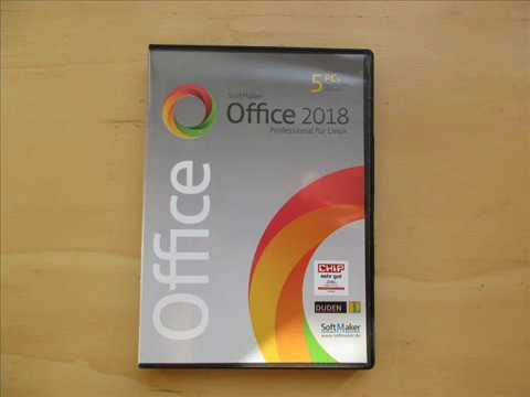 SoftMaker Office 2018 Professional für Linux