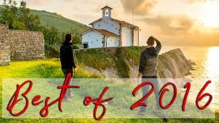 THE BEST OF 2016 |  OUR FAVORITE TRAVEL MOMENTS full download video download mp3 download music download