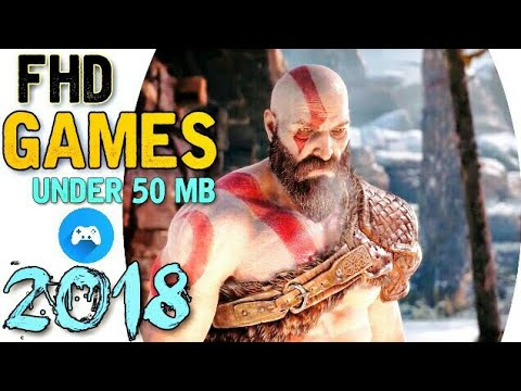 Top 4 Offline #Games Android/iOS 2018 Under 50 MB
