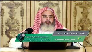 ما حكم وضع لوحة إعلانات في المسجد للوفيات؟