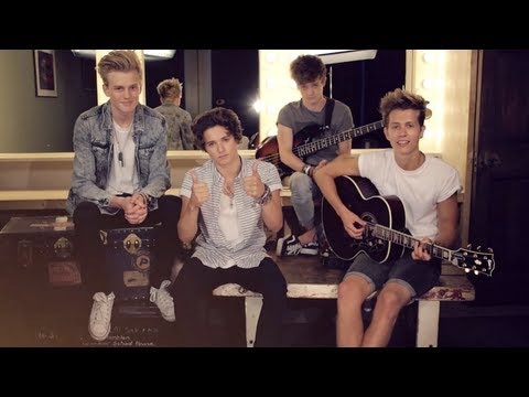 The Vamps - We Can't Stop (cover) lyrics