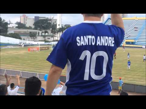 Santo André 2x1 Monte Azul