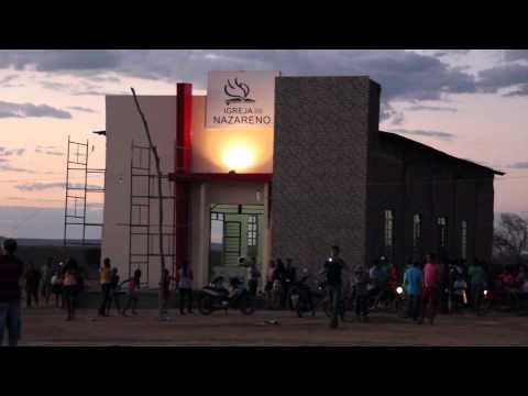 Inauguração Igreja em Fartura PI 20-09-2014
