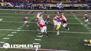 SEC Championship 2011 Highlights LSU vs. Georgia