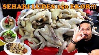 Video 150 EKOR AYAM PERHARI LUDES DI RUMAH MAKAN INI!!! MP3, 3GP, MP4, WEBM, AVI, FLV Juni 2019