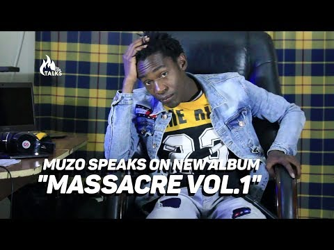 "Muzo AKA Alphonso Speaks On New Album, ""Massacre Vol.1"""