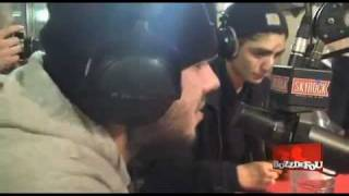 Orelsan ft. Sneazzy - Freestyle Skyrock.