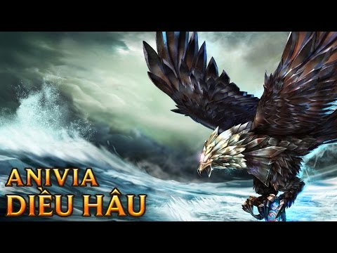 Anivia Diều Hâu - Bird of Prey Anivia
