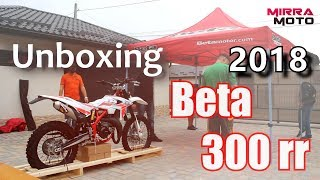 6. Beta 300 rr 2018 Unboxing - Test & Review | 2stroke injected