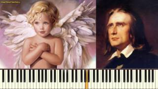 Аве Мария - Ф. Лист (Ave Maria - LISZT) (Пример игры на пианино) (piano cover)