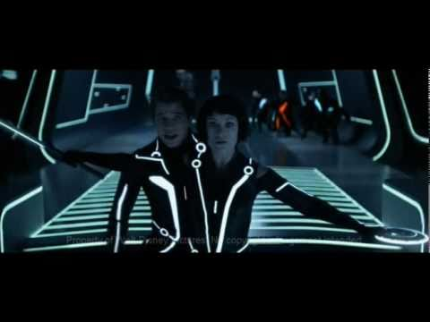 TRON: Legacy Clip - End of Line Club Battle Scene