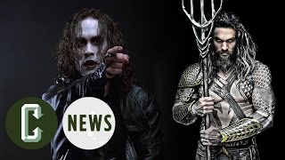 Jason Momoa in Talks for The Crow Remake | Collider News by Collider