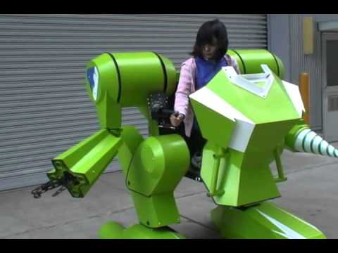 RideAble Mech For Kids