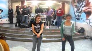 Nenas Mexicanas Bailando Punta....flv