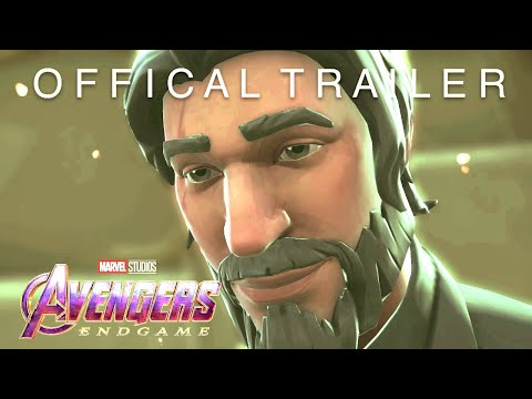 Fortnite Avengers End Game Trailer