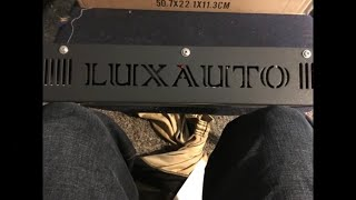 Lux Auto 1000W LED Light unBoxing by Phat Robs Oils
