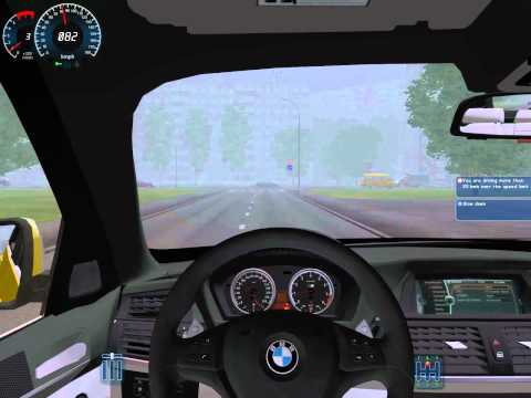 D Инструктор City Car Driving 227 скачать