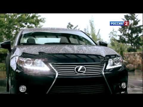 Lexus ES Тест-драйв Lexus ES 2013 // АвтоВести 65