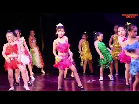 Nhảy vũ điệu Hawaii Shake your Balla & Bara Bere - Clb Modern Kids | NSHD