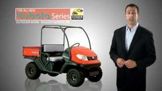 1. Kubota RTV 900 North Carolina - Hines Equipment